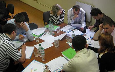 Семінар «Підготовка та проведення виборчої кампанії»