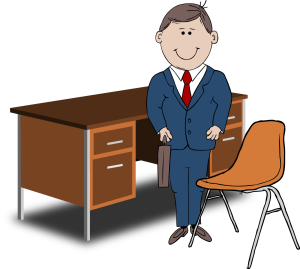 People-024-Teacher-Desk-Chair